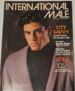 INTERNATIONAL MALE CATALOG FALL 1988 -COLLECTOR'S ITEM