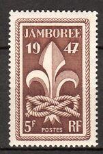 France - 1947 Jamboree - Mi. 786 MNH