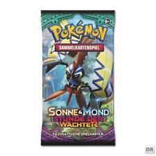 Pokemon Sonne und Mond 2: Stunde der Wächter - Booster - DE