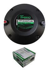 """Timpano 2"""" 200W 8 Ohms Neodymium Exit Titanium Driver D3200TI-ND"""