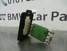 BMW MINI Heater Resistor/Hedgehog 64111499121