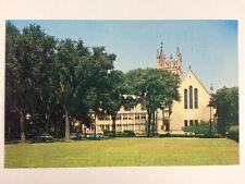 Garrett Biblical Institute Evangelical Seminary in Evanston, Illinois Postcard