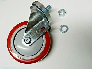 Norco- CIA- Astro- Mac- Swivel  Caster  For 1000 lbs Transmission Jack