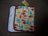 Planet wise Owl changing pad new