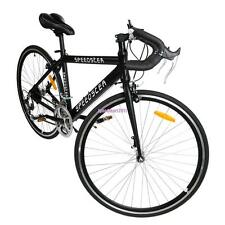 "Medium 54cm 26"" 700Cx21"" Road Bike Racing Bicycle 21 Speed 14-28T Alloy"