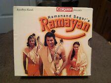 Ramanand Sagar's serial Ramayan 6 Audio CDs 1999 Sony Music Made in India RARE