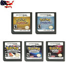 NEW Pokemon' Platinum Pearl Diamond Game Card for Nintendo 3DS/DSI NDS NDSL Lite