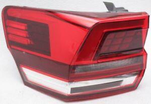 OEM Volkswagen Atlas (3.6L, SEL) Left Driver Side LED Tail Lamp 3CN-945-207-B