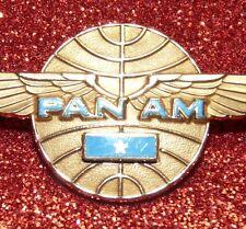 Vintage Pan Am Airlines Pilot Wings PAA Pan American Airways Wings