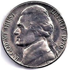 1970 D Jefferson Nickel, Finish Your Book With This Circulated Coin, #5211