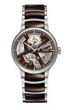 Rado Centrix R30179302 Automatic Skeleton Dial Open Heart Mens Watch $2,000 MSRP