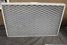 24-1/2X15-1/2X2 Electrostatic Furnace A/C Air Filter Washable Permanent Lifetime