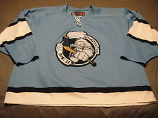 ICE MEN Ice Jerseys.Com All Sewn Game Worn SP Flo Knit Jersey XXL AWESOME!