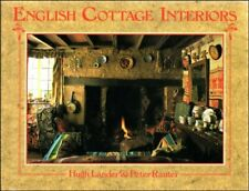 English Cottage Interiors by Hugh Lander Hardback Book The Cheap Fast Free Post