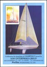 ST. Vincent GRENADINES 1988 Ocean RACING YACHT/BARCHE A VELA/Trasporto/M/S b3638a