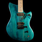 Munson Marauder Custom Shop HH in Forest Teal for sale