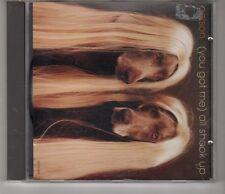 (HI983) Nelson, (You Got Me) All Shook Up - 1995 DJ CD