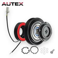 AC A/C Compressor Clutch Kit Pulley Bearing Coil Plate For Toyota Corolla 03-08