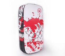 Taekwondo MMA Boxing Punching Pad TKD Training Gear Sanda Muay Thai Foot Target