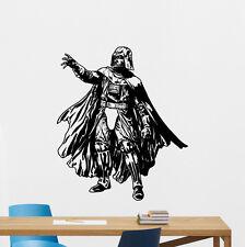 Star Wars Wall Decal Darth Vader Vinyl Sticker Movie Art Poster Decor 144crt