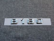 B 180 Number Letters Trunk Emblem Decal Sticker for Mercedes Benz B Class B180