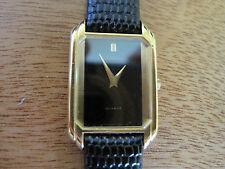 #258  ladys gold plate SEIKO LASSALE watch