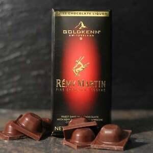 Goldkenn Remy Martin Liqueur Chocolate Bar