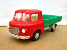 Anker Barkas B 1000 Pick Up Truck Plastic Friction - Red / Green
