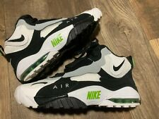 bf521564323306 Nike Air Max Speed Turf White Black Grey 525225-103 Mens sz 9 Shoes