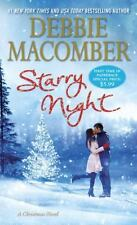 Starry Night by Debbie Macomber *Christmas Novel* VG C (2014 PB) Comb ship avail