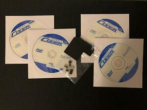 SwapMagic 3 Coder Plus V3.8 CD & DVD Slide Tools & Slim Tool for Playstation 2