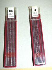 STABILO 8125/12 PENCIL LEADS 12, HB & 8, H
