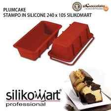 SILIKOMART STAMPO IN SILICONE FORMA PLUMCAKE 24 x 10 CM DOLCE DOLCI SFT326/c