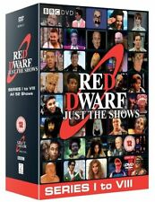 Comedy Sci-Fi RED DVDs & Blu-ray Discs