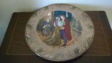"""Large Beswick ~ """" Romeo & Juliet """" ~ Plate/Platter"""