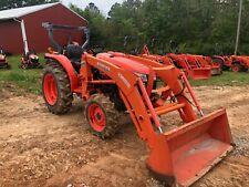 2016 Kubota L2501Dt 4Wd tractor w/ loader - 128 hours, delivery available