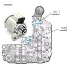 boite DSG 6  DQ 250 mechatronic VW-AUDI  Électrovanne N218  N217