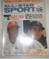 All-Star Sports Magazine Mickey Mantle Willie Mays August 1968 091914r