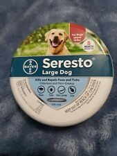 New listing New Bayer Seresto Flea/Tick Collar for Large Dog Month Protection Authentic