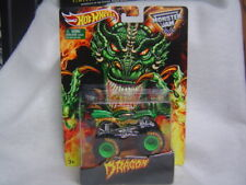 2015 Hot Wheels Monster Jam Dragon 1/64 scale  Mail in exclusive
