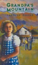 Grandpa's Mountain by Carolyn Reeder and Mary Reed (1991, Hardcover)