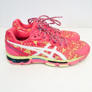 Asics Gel Netburner Professional 11 Sz US 10 Womens Netball Shoes Sneakers