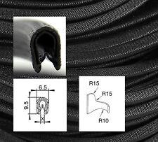 KS1-2S-POM NICHT ROSTEND Keder Kederband Kantenschutzband Klemmprofil
