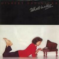 "GILBERT O'SULLIVAN- 7""Single - What's In A Kiss/Down Down Down, EX+"