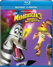 Madagascar 3: Europe's Most Wanted (DVD,2012)