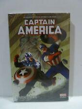 "CAPTAIN AMERICA "" LA FLECHE DU TEMPS "" marvel deluxe - comics - NEUF blister"