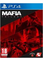 Mafia: Trilogy (PS4) Pre-Order AUGUST 2020 ( UK Games New & Sealed )