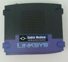 Cisco-Linksys BEFCMU10 Ethernet and USB Cable Modem