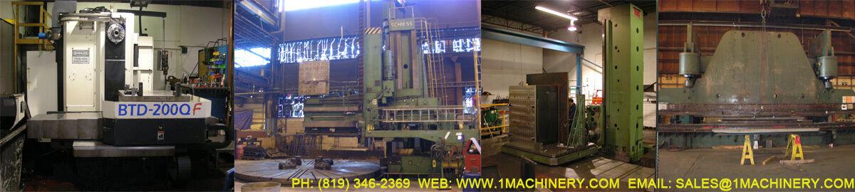 Machinery Inc