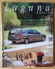 Renault Laguna Estate 1996 Uk Mkt Prestige Brillante folleto de ventas